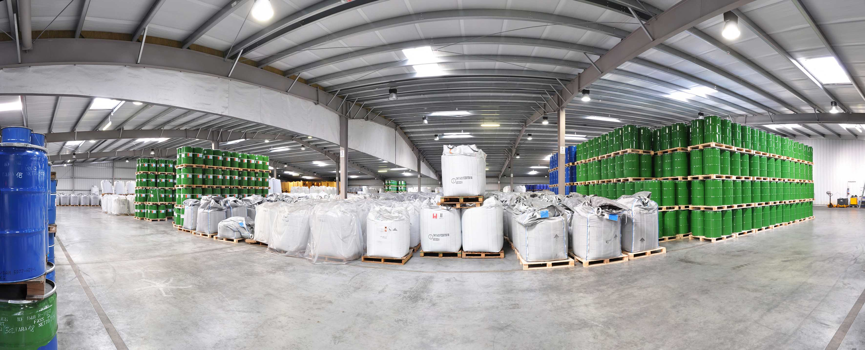 Warehouse Training Available From Flt To Dangerous Goods